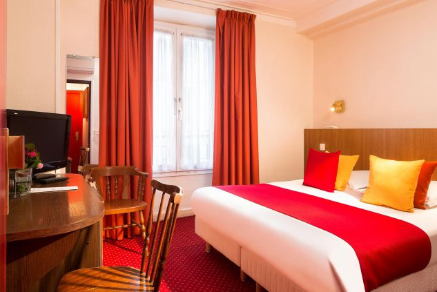 Room hotel Saint Roch Paris